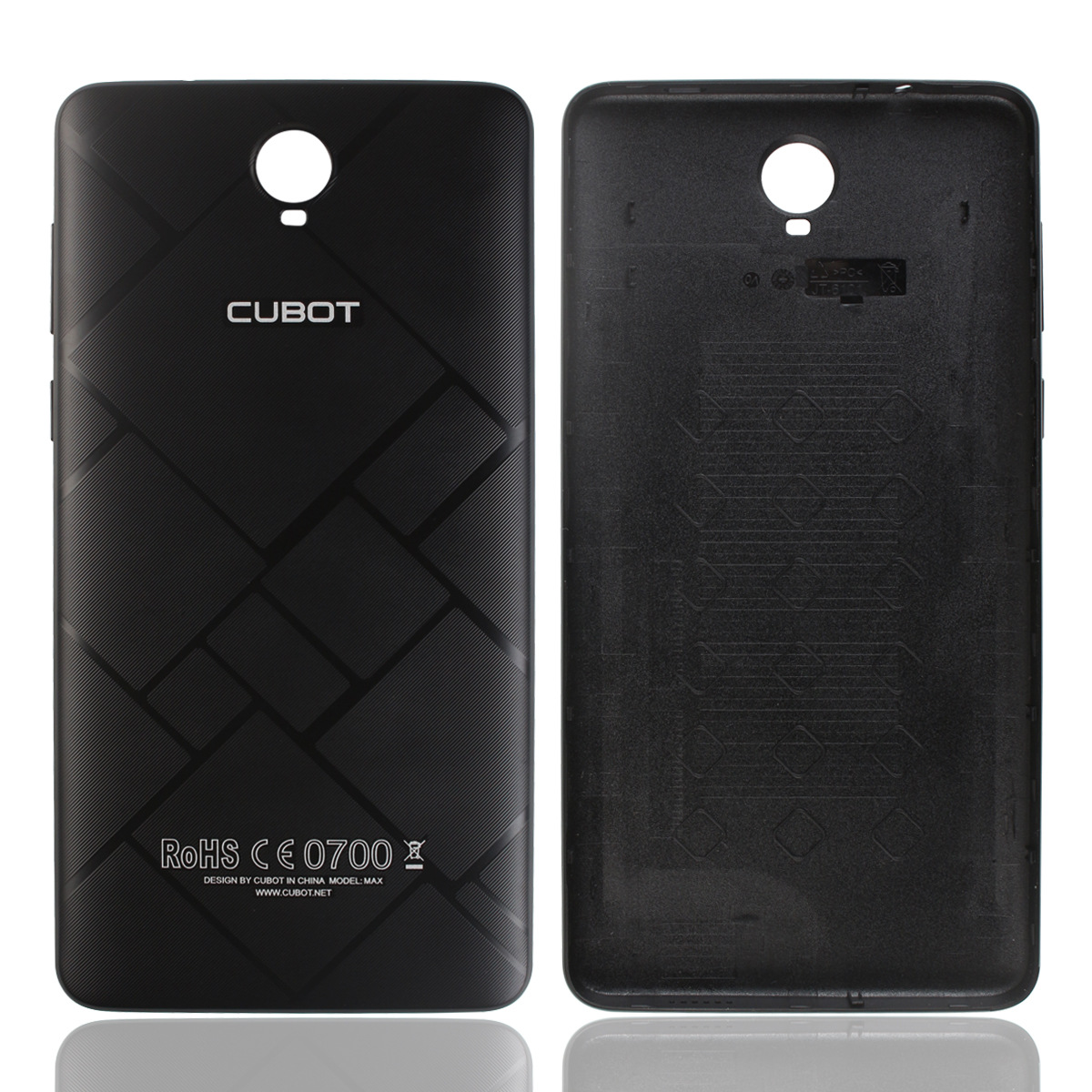 Original Housing For CUBOT MAX Special Edition PC Battery Back Cover Mobile Phone Replacement Parts Case