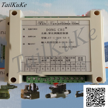 ET 1 D24 XA X Proportional Valve Amplifier,ความแม่นยำสูง Proportional Valve Controller,Plus หรือลบ 1% Fine