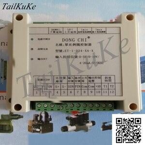 Image 1 - ET 1 D24 XA X zawór proporcjonalny wzmacniacz, wysokiej precyzji zawór proporcjonalny kontroler, Plus lub Minus 1% grzywny