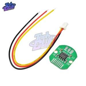 Image 1 - AS5600, кодировщик абсолютного значения, порт PWM I2C, высокоточный 12 битный бесщеточный карданный кодировщик двигателя