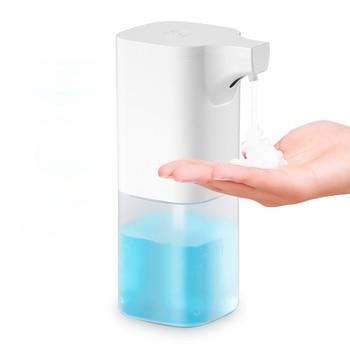 Smart Automatic Foam Soap Dispenser Intelligent Induction Foaming Liquid Soap Dispenser Auto Touchless Hand Sanitizer Dispenser