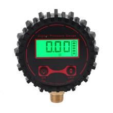 """Цифровое давление в шинах с фонариком 0 250 psi 1/4 """"для"""
