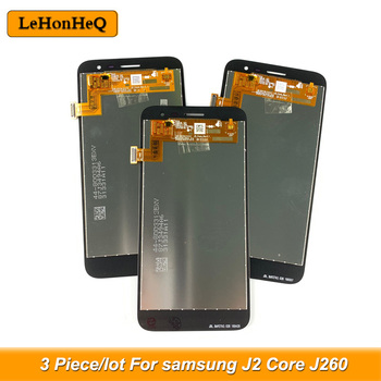 3 Piece/lot LCD For Samsung Galaxy J2 Core 2018 J260 J260M/DS J260F/DS J260G/DS LCD Display Touch Sensor Digitizer Assembly фото