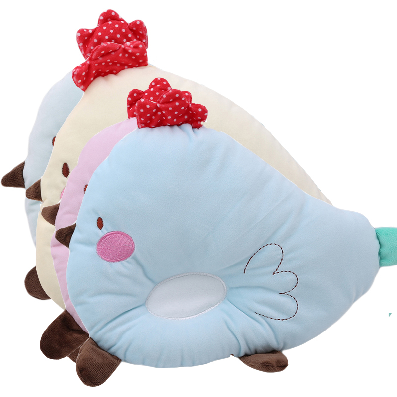Soft Baby Pillow Flat Head Sleeping Positioner Support Cushion Prevent Chick Styling Pillow Baby Pillows