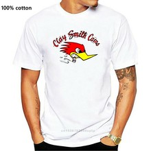 100% coton col rond personnalisé imprimé t-shirt classique voiture Mr chevaux argile Smith Cams femmes t-shirts