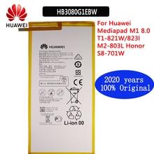 Novo 100% huawei original 4800mah bateria hb3080g1ebw para huawei honra S8 701u honra S8 701W mediapad m1 8.0