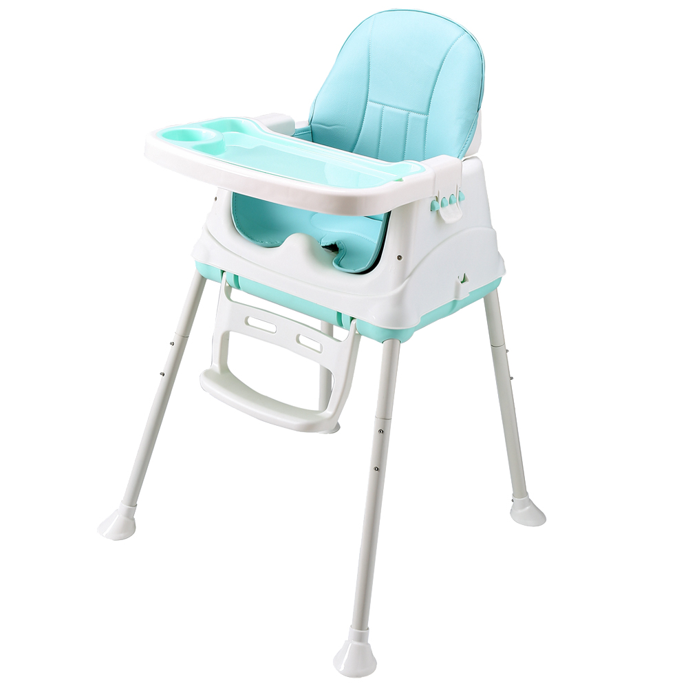 New Baby Products Adjustable Baby High Chair 3 In 1 For Feeding Portable  Kids Child Baby Food Eat Feeding High Dining Chair