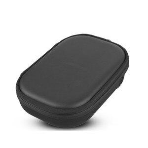 Image 1 - הגנת באיכות גבוהה מקרה עם Carabiner אחסון תיק לבוס QC15 QC25 QC35 אוזניות מקרה תיבת לbose אוזניות 35 השני