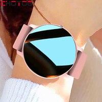 Reloj inteligente deportivo para hombre y mujer, pulsera con Monitor de ritmo cardíaco, resistente al agua, para IOS y Android, 2021