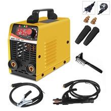 ARC-225 Portable Welding Machine Mini Electric Welder Semiautomatic Welding Reverse Welder for Welding Electric Work