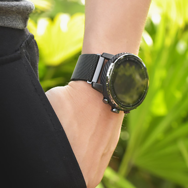 Image 5 - Strap For Amazfit Bip Strap Xiaomi Metal Bracelet With Case Huami Amazfit bip 20mm Band Protector For Smart watch Accessories-in Smart Accessories from Consumer Electronics