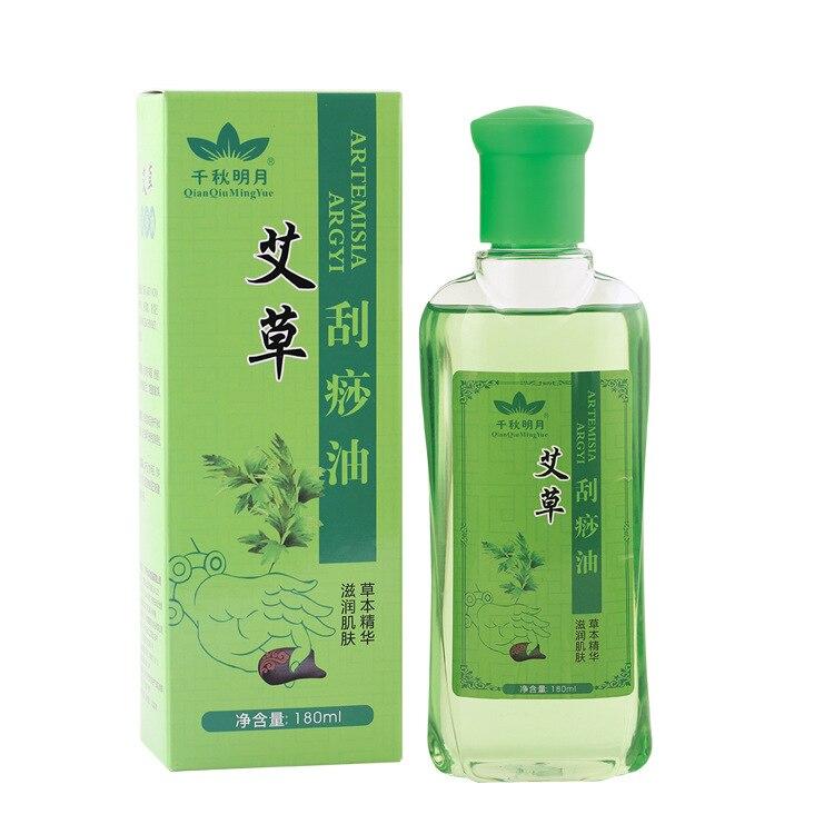 180 мл натуральный растительный терапия эфирные масла антивозрастной лимфатический дренаж имбирь масло тело массаж масла детокс масло