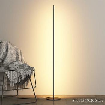 Lámpara De ambiente para sala De estar, lámpara De Pie Ins, cálida,...