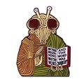 Пестафарианская булавка Летающий Монстр спагетти религиозная вдохновляющая Цитата интернет Meme ювелирные изделия