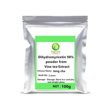 Hot sale Dihydromyricetin 98% from Vine body vine extract powder body festival supplements tea anti cancer Reducing blood sugar