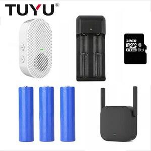 Doorbell Camera Accessories for EKEN V5 V6 V7 Anytek B30 B50 B60 B70 Doorbell and Chime 18650 Battery SD Card with Wifi Extender(China)