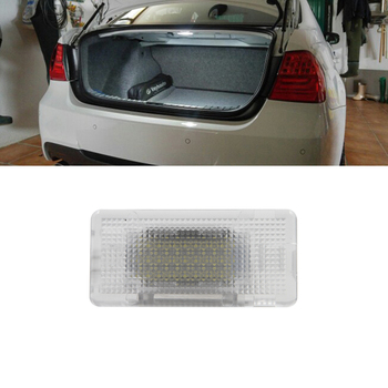 Led Footwell Luggage Trunk Interior Light Glove Box Lamp No Error For BMW X5 E46 E39 E82 E88 E90 E91 E92 E53 F10 F01 image