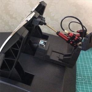 Image 3 - 1 set Acceleratore Pedale Della Frizione Del Freno Smorzamento Gaming Racing Per Thrustmaster T3PA/ T3PA PRO Modificato Speciale Idraulico di Smorzamento Kit