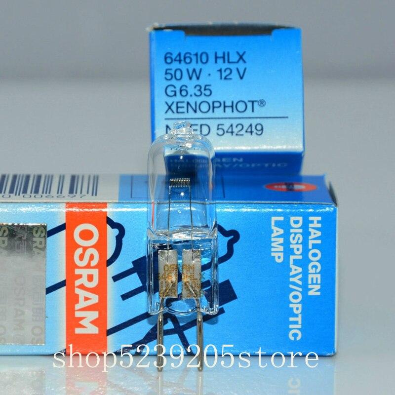 Osram Xenophot HLX 64610 50W 12V G6,35 Halogen Light