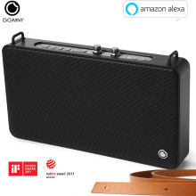 GGMM E5 Bluetooth портативный динамик 20 Вт стерео сабвуфер квадратная коробка HD Колонка музыкальный плеер Поддержка голосовой помощи для наружного использования