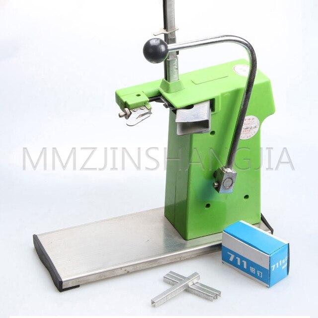 Фото ручная машина для вязания коммерческая u образная алюминиевая