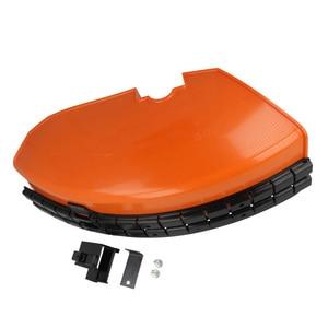 Защитный защитный чехол для различных резцов щёток STRIMMER с металлическим соединителем для STIHL FS44 FS55 FS62 FS74 FS75 FS76 FS80 FS81