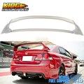 Подходит для 06-11 Honda Civic 4 дверей седан Mugen спойлер заднего багажника  крыла ABS 06 07 08 09 глобальная бесплатная доставка по всему миру