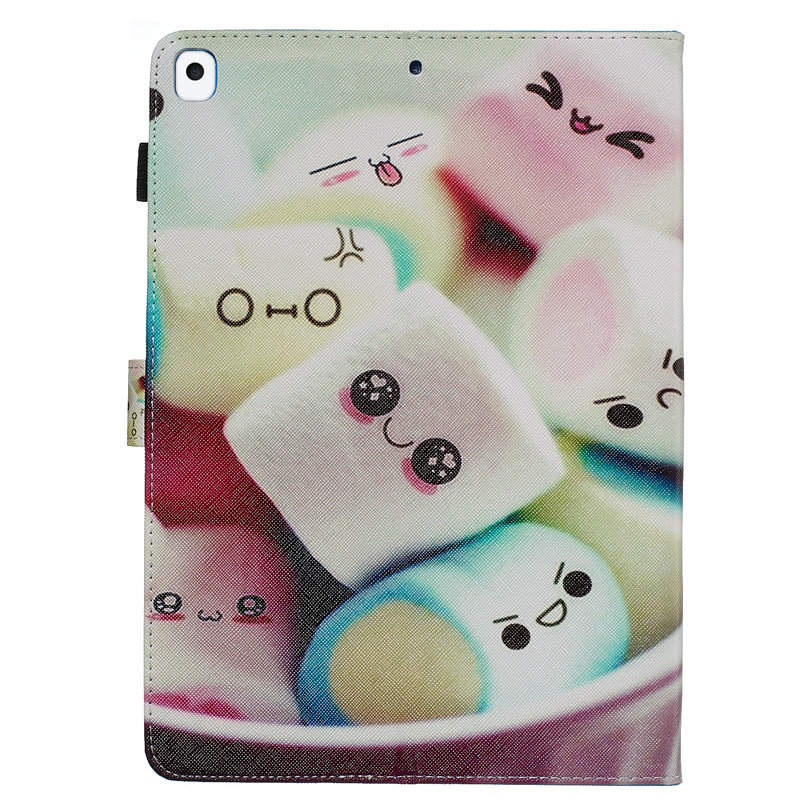 Skin Smart Case for A2232 2019 Funda 10.2 7th iPad For Apple Cover iPad Generation A2200