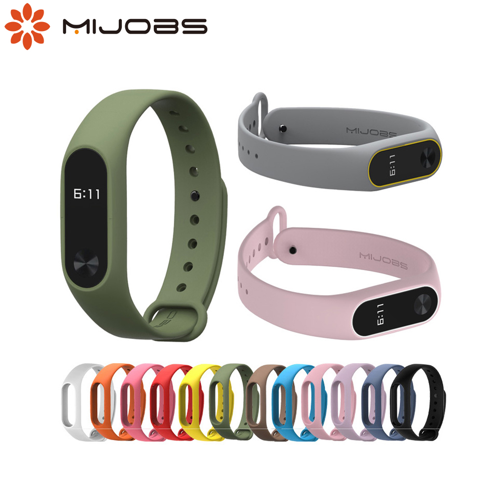 Mi Band <font><b>2</b></font> Strap for <font><b>Xiaomi</b></font> Mi Band <font><b>2</b></font> Bracelet Pulseira Wrist Strap for <font><b>Miband</b></font> <font><b>2</b></font> Wristbands Silicone <font><b>Correa</b></font> Accessories image