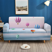 Romantic hot balloon Sofa Cover Mandala Pattern Sofa covers sofa towel Living Room Furniture Protective Armchair couches sofa