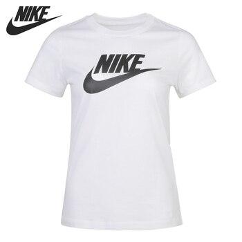 Original New Arrival  NIKE  NSW TEE ESSNTL ICON FUTUR Women's  T-shirts  short sleeve Sportswear 1