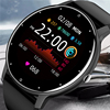 02 Smart Watch Men Lady Sport Fitness Smartwatch Sleep Heart Rate Monitor Waterproof Watches For IOS Android Bluetooth