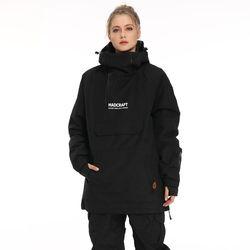 Nueva chaqueta de esquí para hombre, cálida y resistente al viento chaqueta de invierno, impermeable, ropa de snowboard, equipo de esquí, chaquetas de nieve negras-30