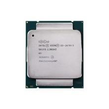 Intel Ксеон E5 2670 V3 Процессор E5-2670V3 SR1XS 2,30 ГГц с возможностью погружения на глубину до 30 м 12 ядер LGA 2011-3 процессор