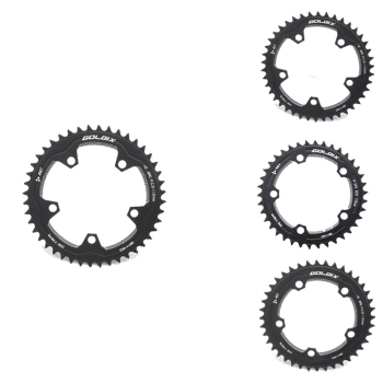 GOLDIX 110BCD Road Bike Chainring Bike Chainwheel for Shimano Sram Bicycle Crank Accessories image