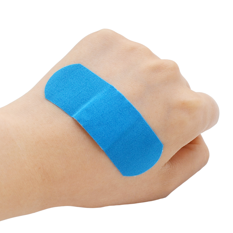 Free Shipping 50PCs/Box Waterproof Breathable Antibacterial Band Aid Super Thin Soft Bandages Anti-scratch Hemostatic First Aid
