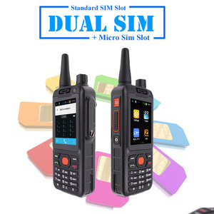 Image 3 - Сетевой домофон Anysecu G25PLUS, 4G LTE, Android, рация F25, 4G, Wi Fi, радио, работает с Zello REAL PTT