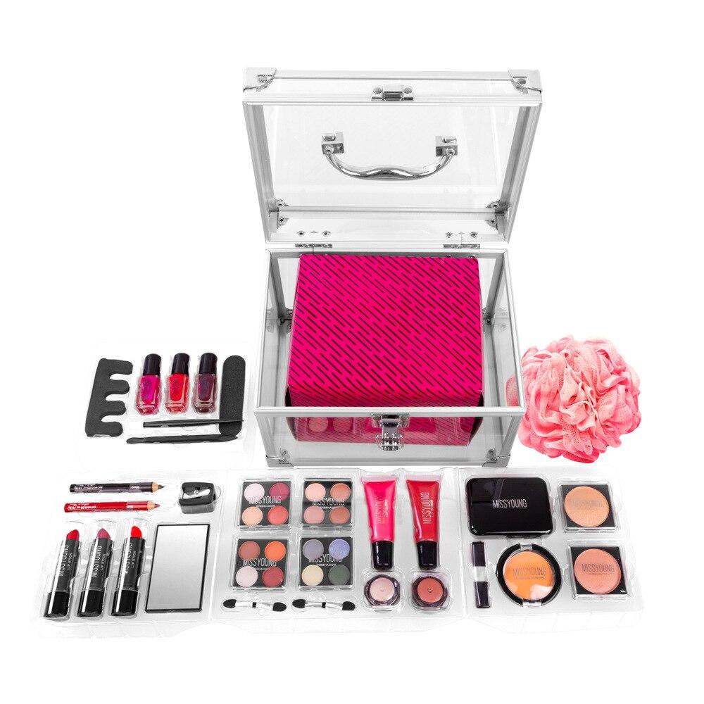 kit de maquiagem de mala cheia sexy