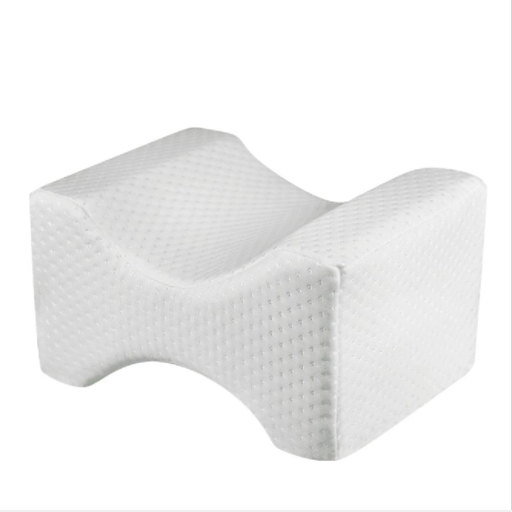 HOT Fdrirect Knee Pillow Clip Leg Memory Foam Wedge Slow Rebound Memory Cotton Clamp Massage Pillow For Pregnant Women