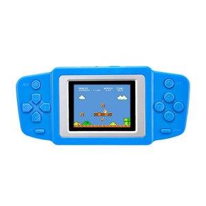 Image 4 - كول بيبي 2.5 بوصة RS 33 صغير يده لعبة لاعب المدمج في 268 الألعاب الكلاسيكية باليد وحدة التحكم 8 بت LCD شاشة ملونة