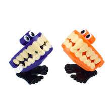 5 см Новая забавная головоломка игрушка скелет призрак зуб заводные