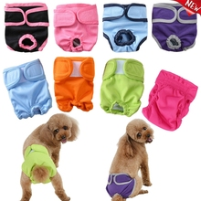 Pet Physiological Pants for Female Small Dog Puppy Washable Durable Doggie Diapers Underwear Short Diaper Pet Underwear 469520