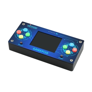 Image 3 - Retail 2 Inch DIY Game Console GamePi20 Mini Video Game Console for Raspberry Pi IPS Display