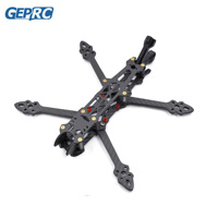 GEPRC Frame 5 inch 224mm Mark4 HD5 Freestyle Quadcopter Frame for Digital FPV System for FPV Air Unit w/ Antenna Holder