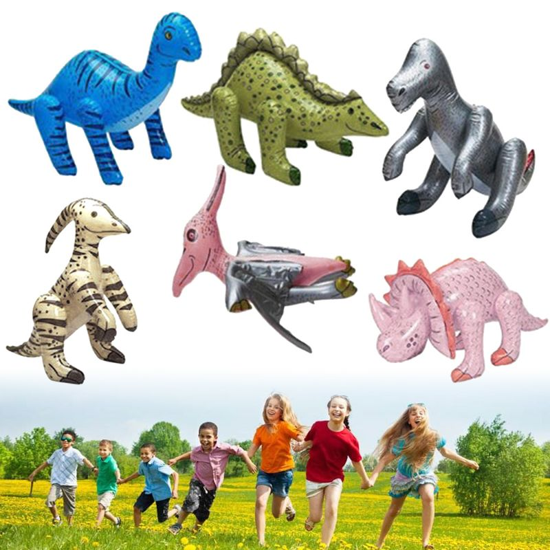 Inflatable Dinosaur Outdoor Birthday Party Decoration Stage Props Children Toy Gifts Interesting Toys