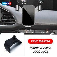Для mazda 3 axela 2020 2021 автомобильный мобильный телефон