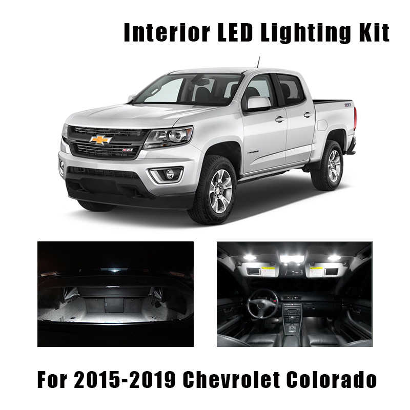 Led Car Trunk Cargo Light Kit Fit