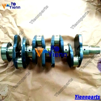 For Cummins A2300 Crankshaft 4900930 For DOOSAN DAEWOO D20S D25S D30S Forklift A2300 A2300T Diesel Engine Repair Parts