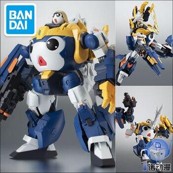 Bandai 55549 KERORO Soul TAMAMA Frog Junca Second Class Robot UC Reporting Banshee  PVC Action Assembled model toys