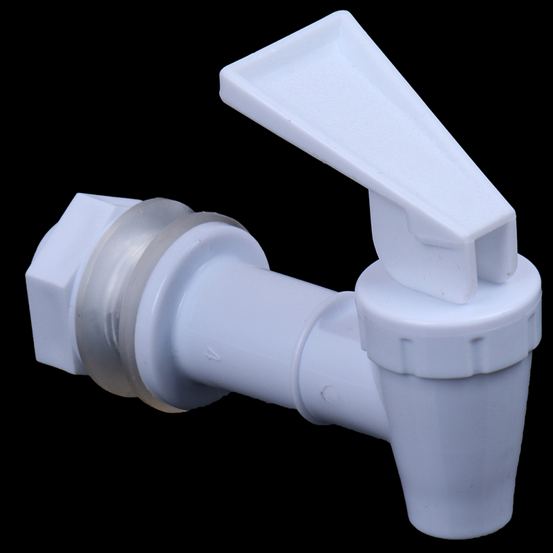 1pcs Plastic Water Dispenser Tap Thread Dia Bottled Water Dispenser Spigot Faucet Bibcocks